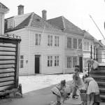 Knøsesmuget i Bergen. Foto: Gustav Brosing