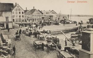 Stavanger Stenkaien. Foto. Ukjent