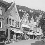 Bergen: Kong Oscarsgate. Foto: Atelier KK