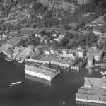 Måseskjæret i Bergen. Foto: Widerøe's Flyveselskap A/S