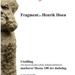 Henrik Ibsen. Utstilling 2006