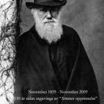 Charles Darwin. Utstilling 2009