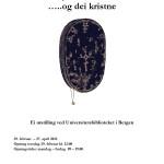 Samisk tid. Utstilling 2012