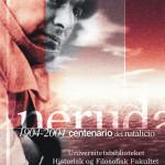 Pablo Neruda.    Utstilling 2004