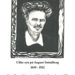 August Strindberg. Utstilling 2012
