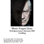 Mario Vargas Llosa. Utstilling 2010
