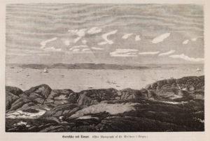 Xylografi fra Røvær