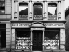 Ed B. Giertsen; Bog & Papirhandel. Strandgaten 33, ca 1900. Foto: O. Svanøe