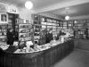 Det Norske Misjonsselskaps bokhandel. Øvre Korskirkealmenning 9, ca 1926 Foto: Atelier KK
