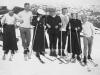 På tur til Gullfjellet 1907 Foto: Finn Gundersen