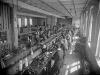 Nåtleavdelingen, A/S Bergens Skofabrikk, ca. 1918 Foto. Atelier KK