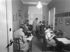 Signe Wollan, stenograf, skrivemaskinskole, 1927 Foto. Atelier KK