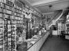 Interiør, bokhandler Madsen 1925/27. Foto. Atelier KK