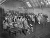 Agitasjonsmøte for fagorganisering av næringsmiddelarbeidere, 1931. Foto. Atelier KK
